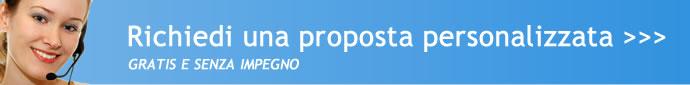 Richiedi una proposta personalizzata